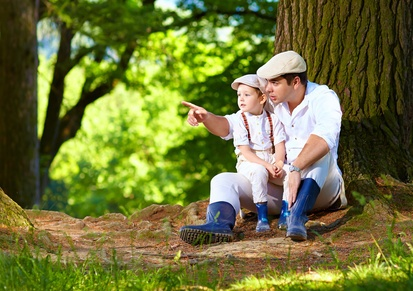 Kommunikation mit Kindern: 7 Gründe, warum Sie mit Ihrem Kind möglichst viel sprechen sollten! – Und warum das bereits im Babyalter wichtig ist!